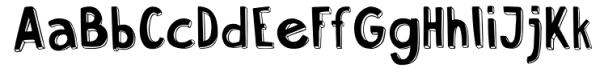 Push Ups 3 - Webfont & Desktop font « MyFonts