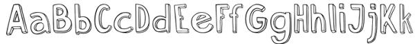 Push Ups - Webfont & Desktop font « MyFonts