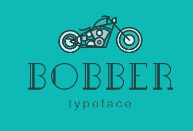 FireShot Screen Capture #335 - 'Bobber Free Typeface on Behance' - www_behance_net_gallery_Bobber-Typeface_3371595