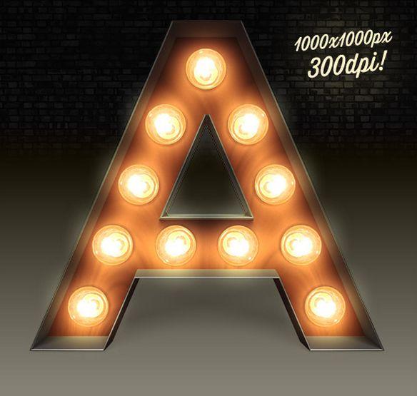 FireShot Screen Capture #512 - 'Free Pack of Realistic Vintage Light Bulb Sign Letters' - blog_spoongraphics_co_uk_freebies_free-pack-of-realistic-vintage-light-bulb-sign-letters
