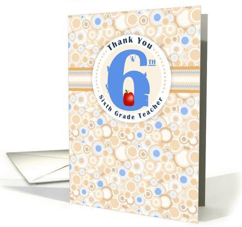 FireShot Screen Capture #588 - 'Room 6 - Sixth Grade Teacher Thank You card (1038001)' - www_greetingcarduniverse_com_thank-you-cards_teacher_6th-grade-teacher_room-6-sixth-grade-1038001