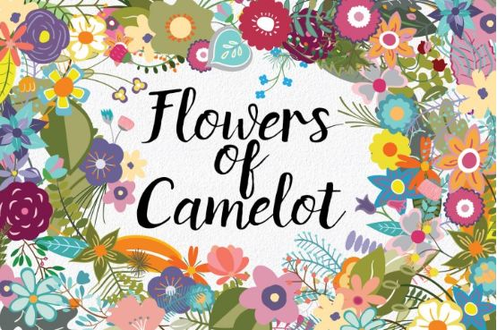 FireShot Screen Capture #604 - 'Flowers of Camelot - 130 Clip Art Elements by Old Market I TheHungryJPEG_com' - thehungryjpeg_com_product_5397-flowers-of-camelot-130-clip-art-elements