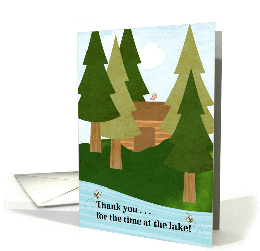 Thank You for the Time at the Lake, A Great Experience card (1127924) 2016-07-15 17-12-57