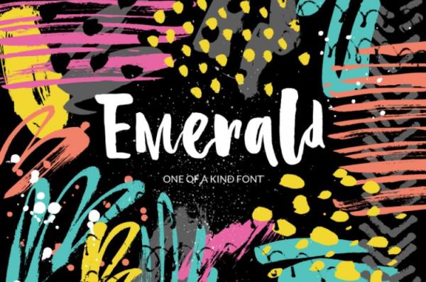 free-emerald-font-by-thehungryjpeg-thehungryjpeg-com