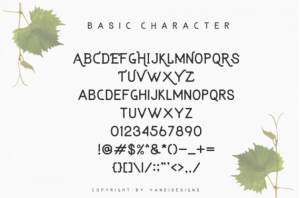 the-aruna-font-by-thehungryjpeg2-thehungryjpeg-com