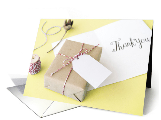 thank-you-for-your-order-brown-paper-wrapped-box-red-string-card