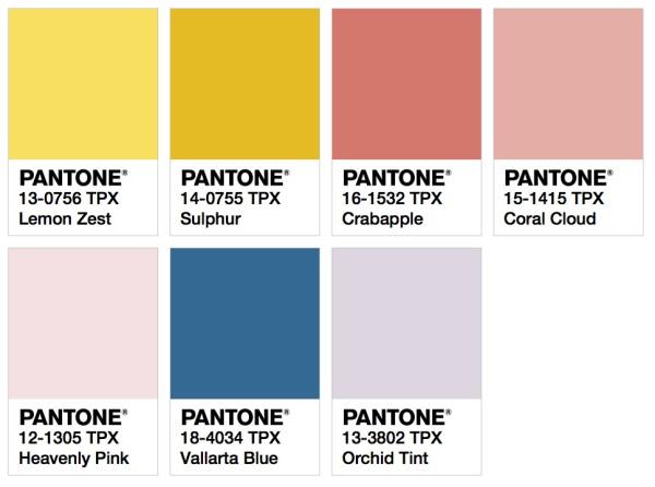 rainbow connection pantone color trends for 2018 gcu community. Black Bedroom Furniture Sets. Home Design Ideas