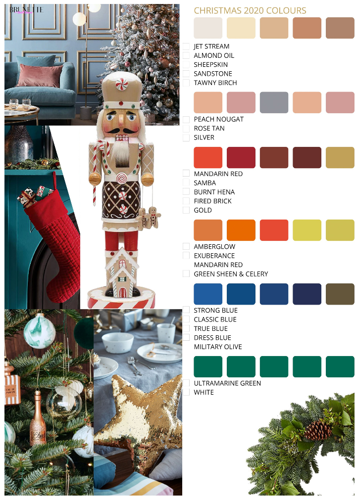 FireShot Capture 7061 - How to Decorate Home for Christmas 2021_ - Brunette from Wall Street_ - brunettefromwallstreet.com