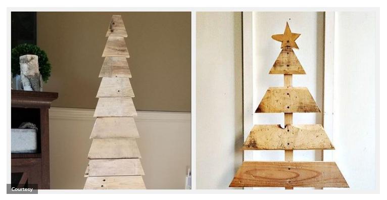FireShot Capture 7093 - 21 Creative Pallet Christmas Tree Ideas - Wooden Pallet and DIY Tree_ - www.elledecor.com